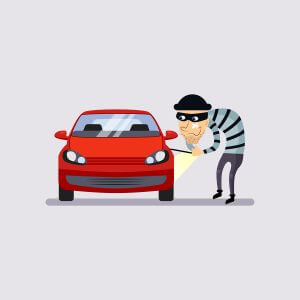 How to prevent car theft in Wasilla, AK